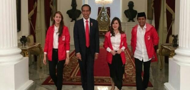 KMPPI Akan Laporkan Jokowi ke Bawaslu
