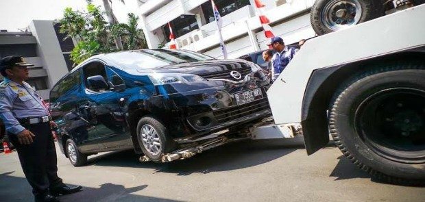 Hasil Denda Parkir Liar, Dishubtran DKI Kantongi Duit 3 Milyar