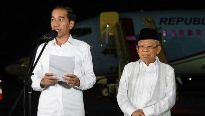 Jokowi Sambut Baik Putusan MK Menolak Gugatan Capres 02