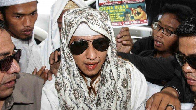 Munarman Nilai Penetapan Tersangka terhadap Habib Bahar Aneh