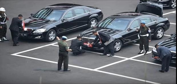 Mercedes Benz S600 Presiden Joko Widodo Sering Mogok