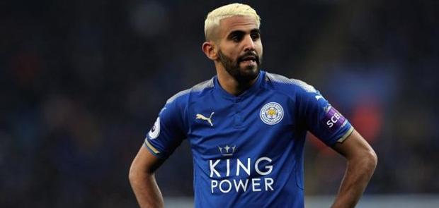 Liverpool Dikabarkan Gantikan Posisi Countinho dengan Mahrez