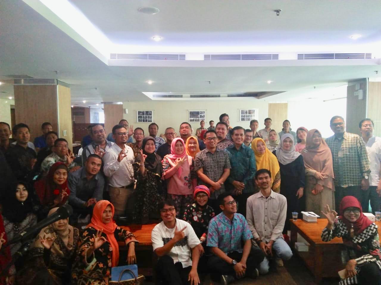 150 Pelatih UMKM di DKI Ikuti TOT Guna Ciptakan Lapangan Kerja