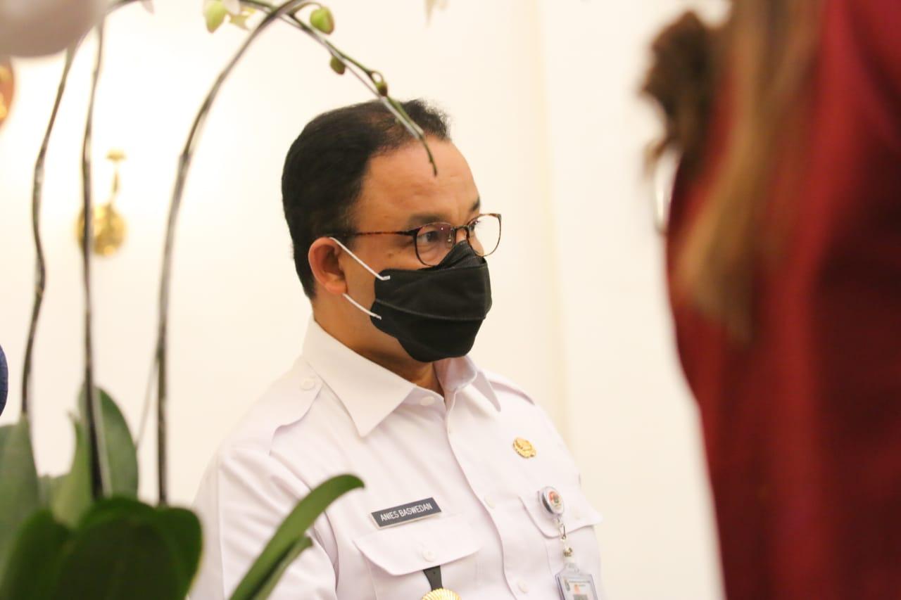 Anies Dapat Dukungan Pemerintah Pusat Untuk PSBB Ketat