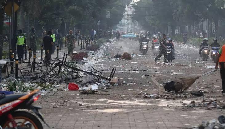 Komnas HAM Masih Cek 70 Orang Hilang di Aksi Massa 22 Mei