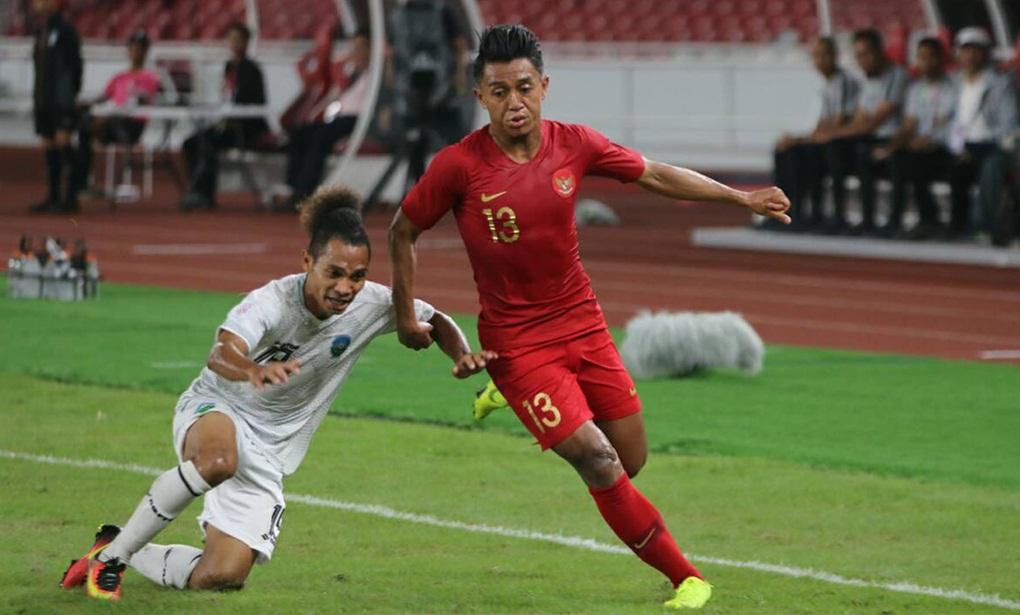 Kalahkan Timor Leste, Indonesia Jaga Kans Lolos ke Semifinal