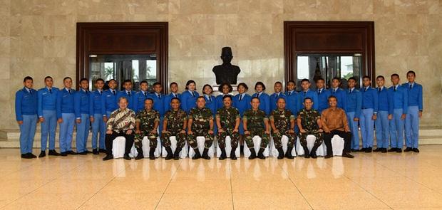 Panglima TNI: Pemuda Harus Miliki Daya Inovasi dan Kreasi