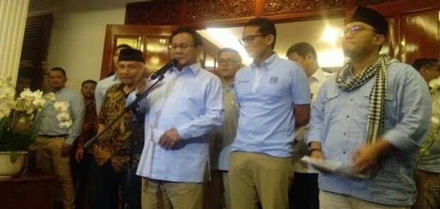 Belajar dari Kasus Ratna, Prabowo Diminta Screening Orang-orang Dekatnya