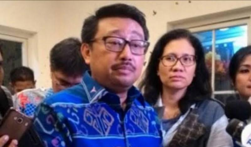 Wasekjen Demokrat Tantang Luhut Debat Soal Dwi Fungsi TNI