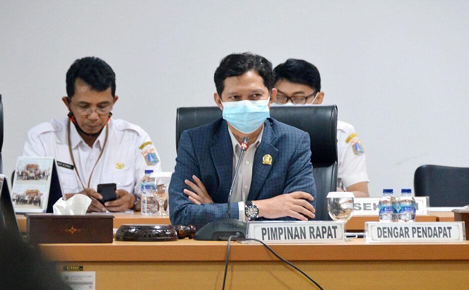 DPRD Libatkan Ancol, Kadin Dan BPN Dalam Merevisi Perda Tata Ruang dan Zonasi