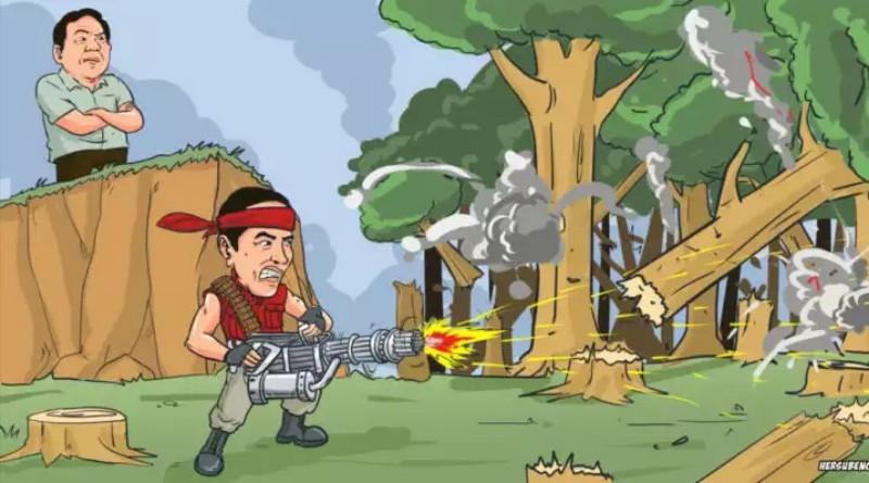 Perang Kotor Jokowi