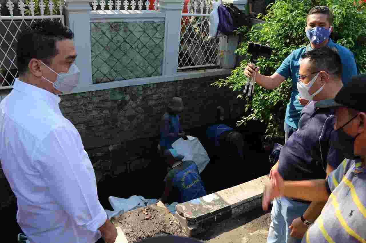 Wagub: Program Penanggulangan Banjir Jalan Terus