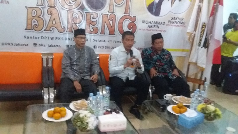 PKS Minta KPK Turun Tangan : Jangan Sampai Proses Pemilihan Wagub DKI Terciderai