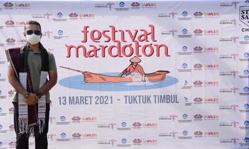 Wagub Musa Rajekshah Apresiasi Festival Mardoton
