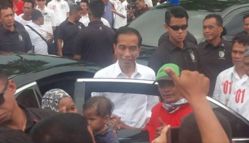 Jokowi Dituding Fitnah Prabowo dan Sebarkan Hoaks