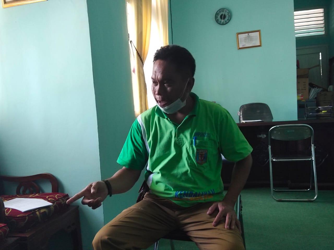 Dwi Handoyo Retno  Pengusaha Penambang Ilegal Dapat di Kenakan Sanksi Denda dan Kurungan Penjara