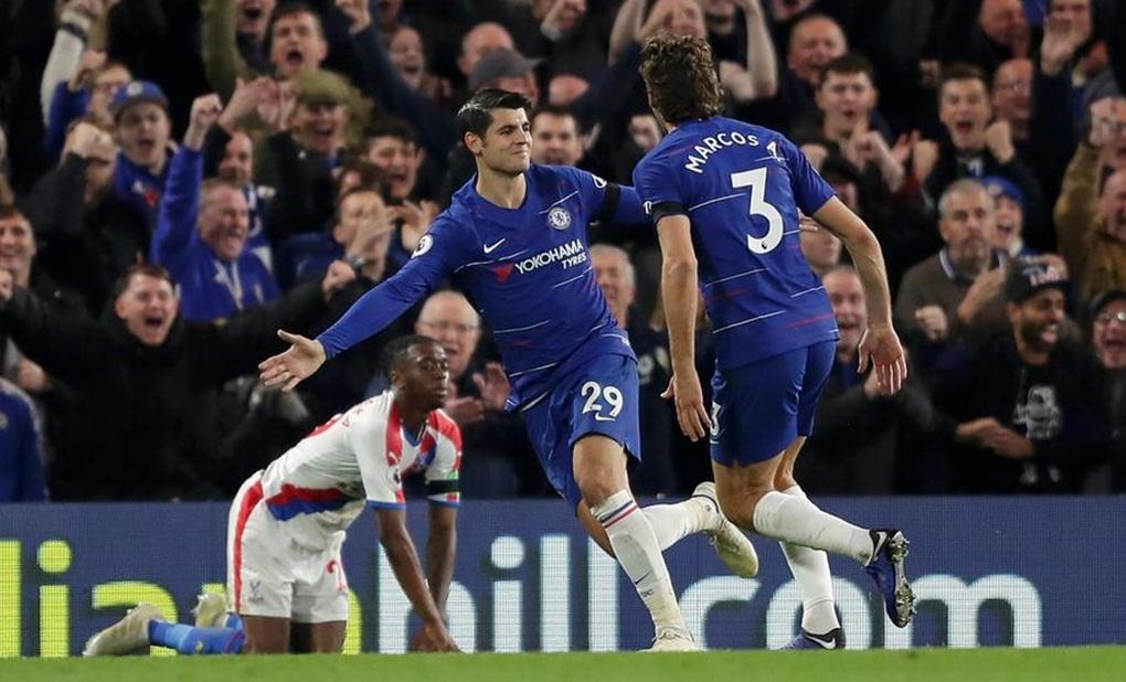 Kudeta Liverpool, Chelsea Bertengger di Posisi Runner Up