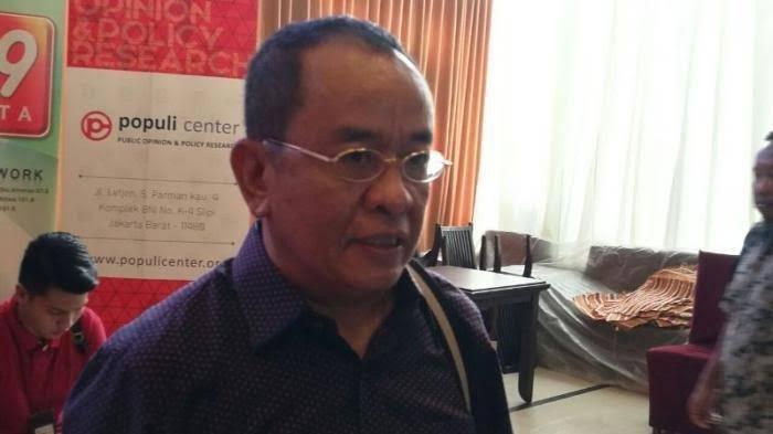 Jokowi Sebut MRT Keputusan Politiknya, Said Didu : Nanti Candi Borobudur Diklaim Juga
