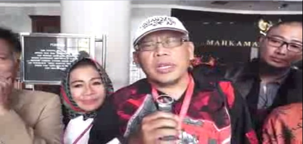 Ungkapan Alasan Dalam Sidang Eggi Sudjana Dilaporkan ke Polisi Terkait Perppu Ormas