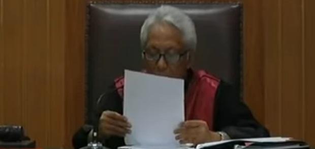 PN Jaksel Gugurkan Status Tersangka Setya Novanto