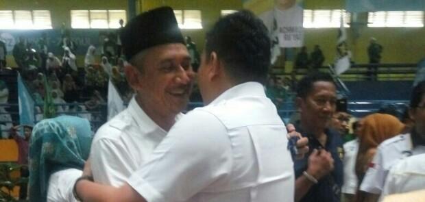 Gagal Maju Pilwalkot Bogor, Kang Harry Tunjukkan Sikap Kenegarawanan