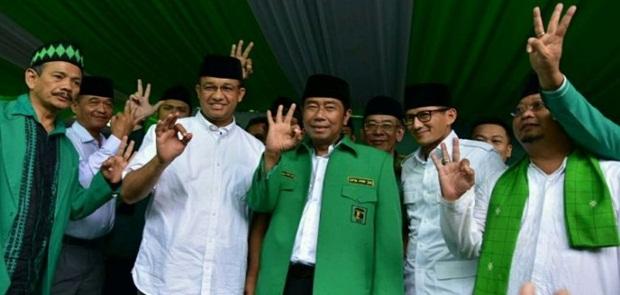 Haji Lulung Resmi Caleg PAN untuk DPR RI