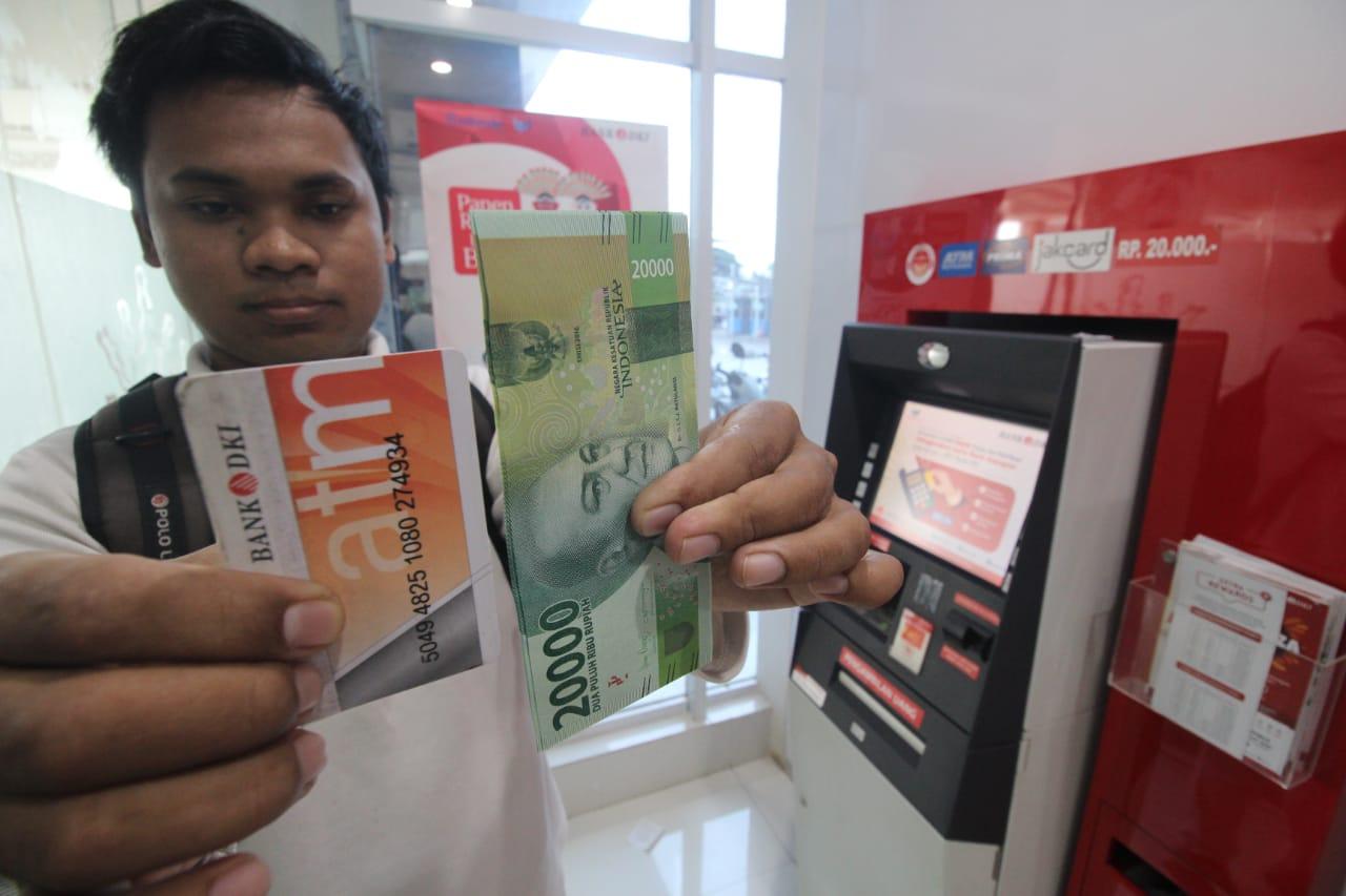 Bank DKI Ternyata Juga Miliki ATM 20 Ribuan
