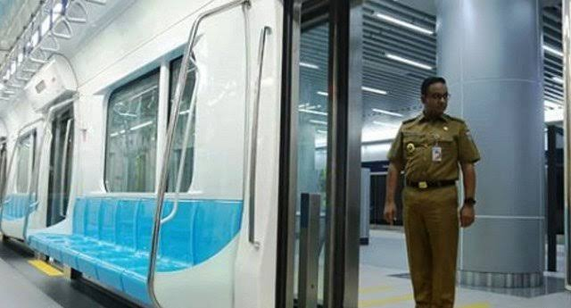 DPRD DKI Usul Tarif MRT-LRT Bagi Pelajar dan Lansia Dimurahkan