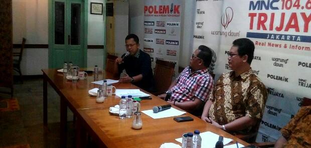 Klaim Konsisten Usung Jokowi di 2019, Golkar Optimis Masih Didukung Publik