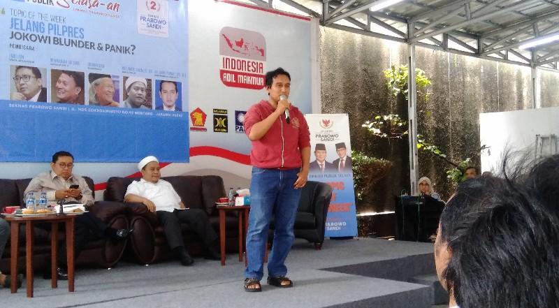 Pakar: Pemerintahan Jokowi Berwatak Self Serving Bias