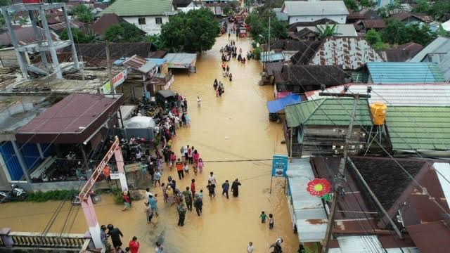 Jelang Musim Penghujan, Berikut Titik-Titik Rawan Banjir Di Ibukota