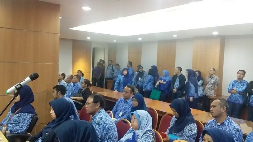 Kepala BPKD DKI Tak Hadir, Rapat Komisi C Dengan SKPD Diskor
