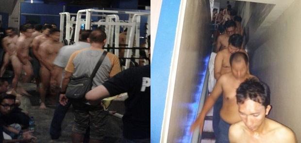 """Pesta Gay """"The Wild One"""" di Kelapa Gading DI Gerbek Polisi"""