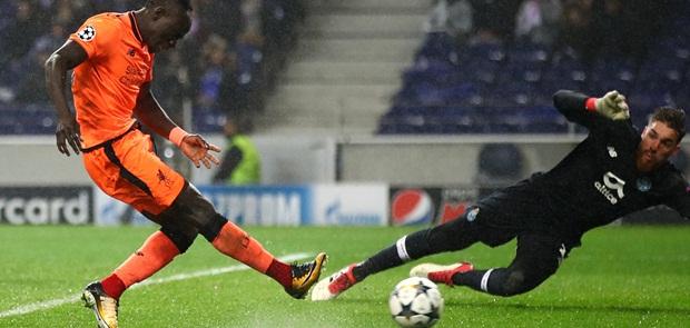 Kalahkan Porto, Liverpool Buka Peluang ke Perempatfinal Liga Champions