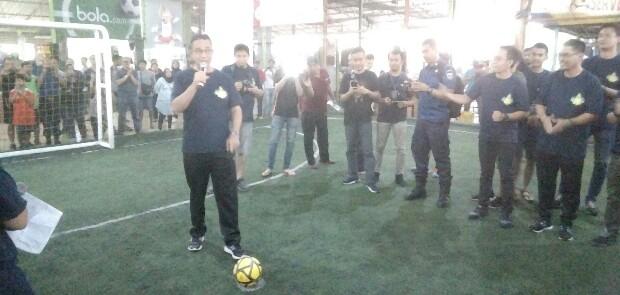 24 Tim Futsal Ikuti Turnamen Piala Gubernur DKI 2018