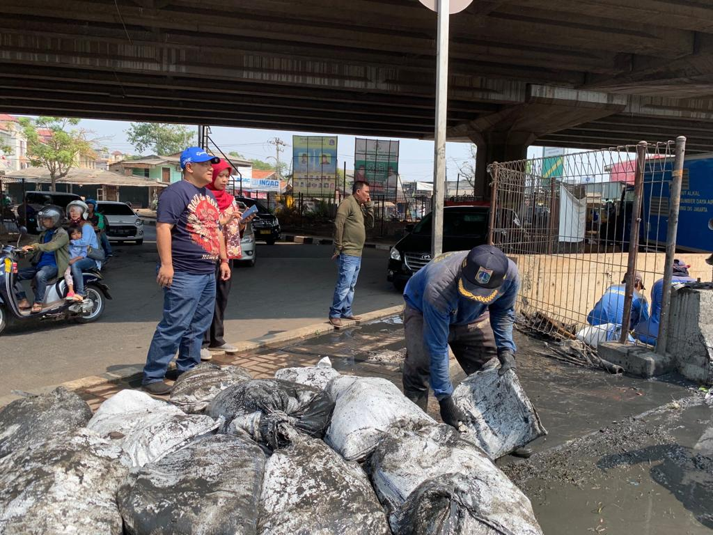 Hadapi Musim Penghujan, Kadis SDA DKI Geber Program Penanganan Banjir