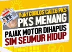 PKS Banggakan Dua Program Ini Penyebab Elektabilitas Naik di DKI