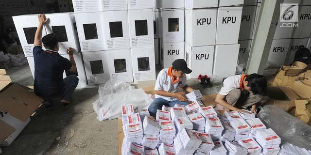 Korban Pemilu Serentak, 4 Petugas KPPS di Jakbar Meninggal dan 9 Dirawat