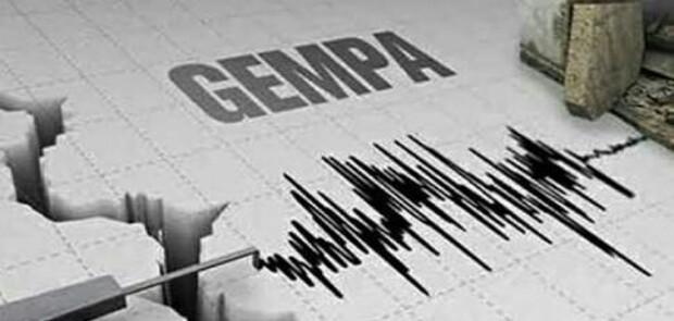 Lebak Diguncang Gempa 6,4 SR, Terasa Sampai Jakarta