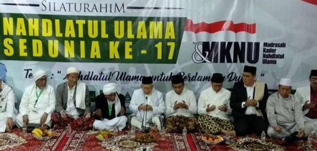 Ma'ruf Ngaku Jadi Cawapres Jokowi untuk Mengabdi Kepada Negara