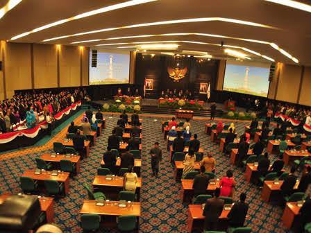 Ini Lima Nama Pimpinan Tetap DPRD DKI Periode 2019-2024