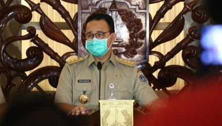 Kendala Teknis Sudah Diperbaiki, Gubernur Anies Pastikan Proses PPDB di Jakarta Berlandaskan Kesetaraan