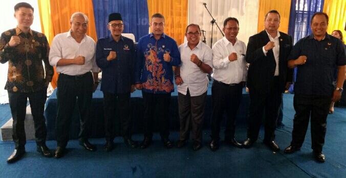 Wibi Andrino Ditunjuk Pimpin Fraksi Nasdem DPRD DKI