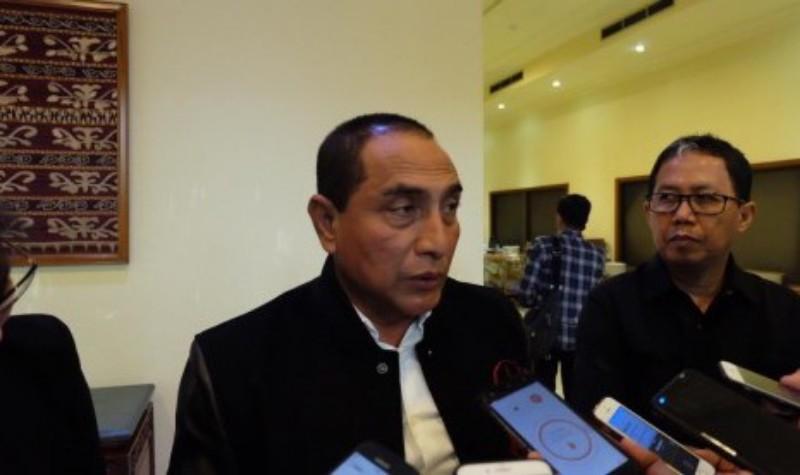 Ketua Umum PSSI Mengundurkan Diri