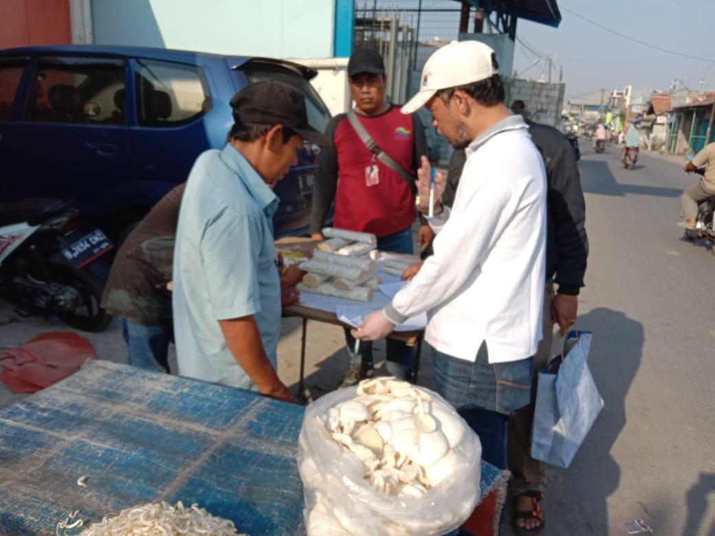 400 Pedagang di Sepatan Tangerang Akan Direlokasi