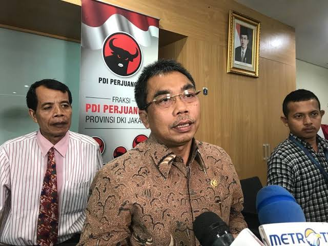 Konperda PDIP Mendadak Dibatalkan, Begini Kata Ketua Bapillu DPD