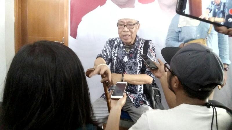 Syarwan Hamid: Jokowi Berpotensi Jadi Pengkhianat Negara