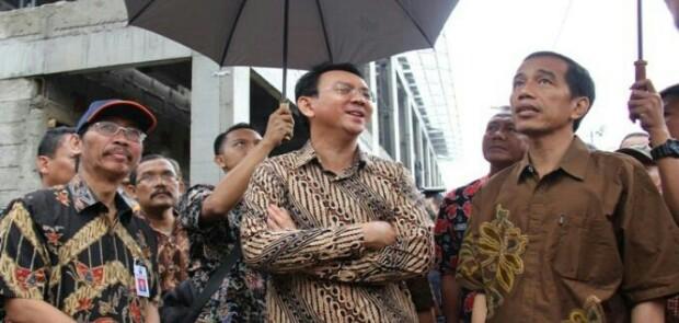 Di Era Jokowi-Ahok Jakarta Alami Beragam Kemunduran