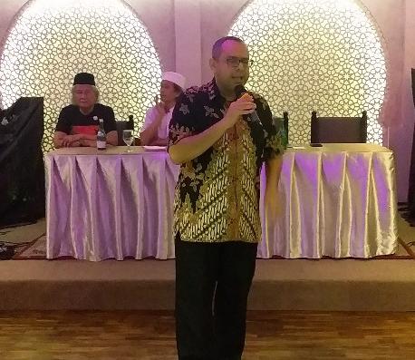 Caleg DPR-RI Farouk : Pelayanan publik Yang Simpel Ciri Pemerintahan Maju