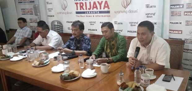 PKS dan Gerindra Finalisasi Nama Pasangan Capres-Cawapres 2019